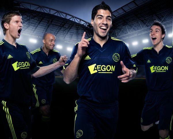 278c6fe897f New Ajax Amsterdam Away Kit 2010 2011 - Just Football