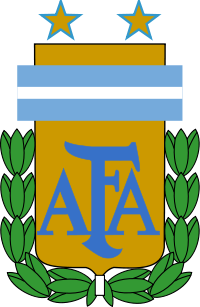Argentina Logo Just Football