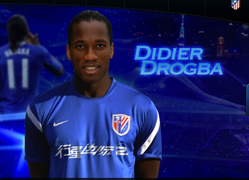 Soccer Star Didier Drogba To Earn $310,000 A Week In China