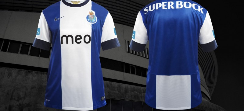the latest af61d 35230 New FC Porto Home Kit 2012-2013 - Just Football