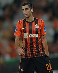 Henrikh Mkhitaryan - players to watch - Champions League