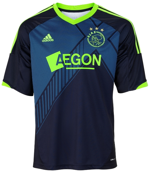 AJAX AWAY SHIRT HIGH QUALITY 2012-13