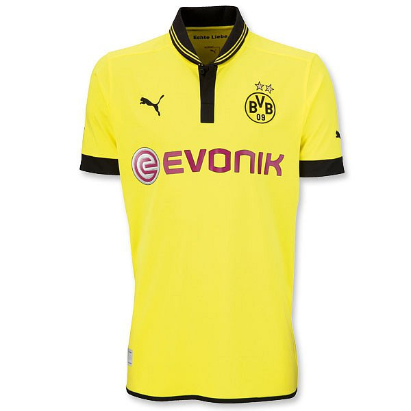 huge selection of 4a73b 62a4b New Borussia Dortmund Home Kit (Domestic and European) 2012 ...