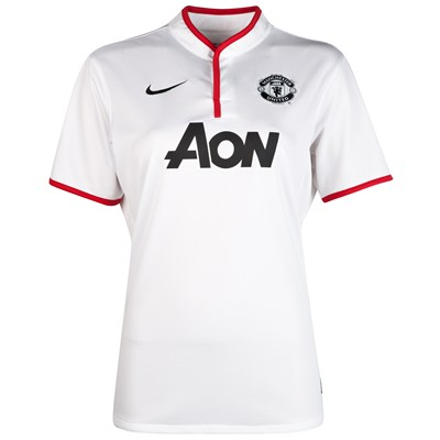 best service 85f60 9f139 New Manchester United Away Kit 2012-13 - Just Football