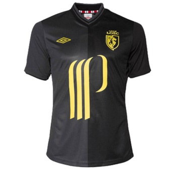 Lille Away Kit 2012-13