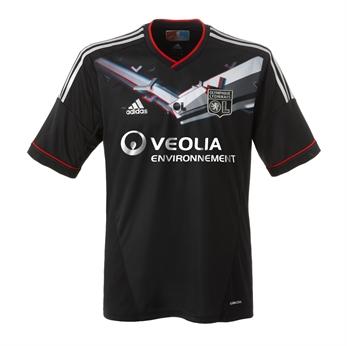 Lyon 3rd kit 2012-13