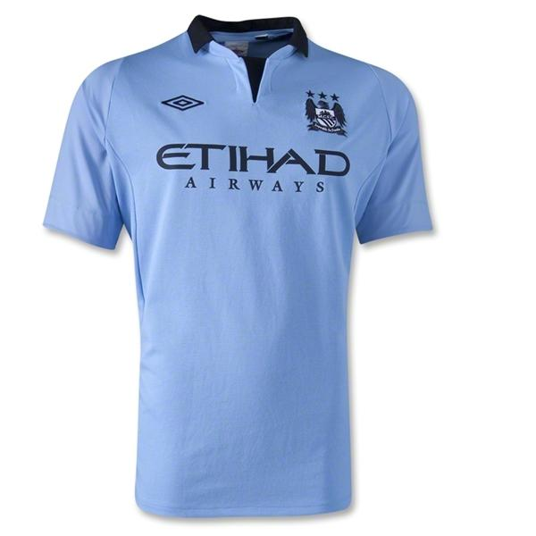 New Manchester City Home Kit 2012-13 - Just Football 58539146d
