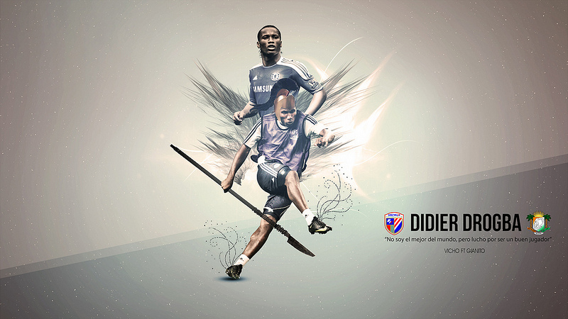World XI 2012 Team of the Year Didier Drogba