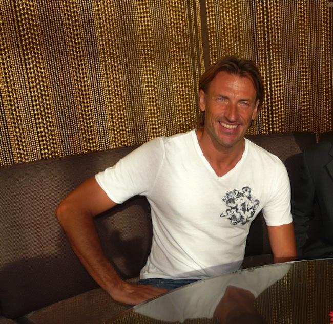 Herve Renard interview