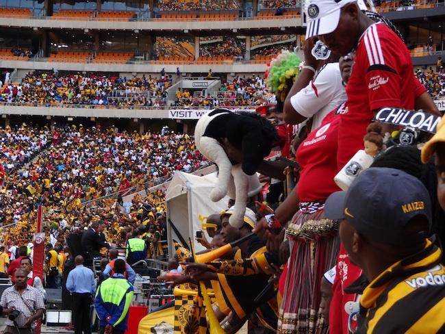 Soweto Derby 2013