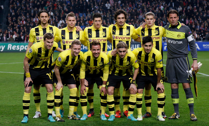 Bayern Munich Vs Borussia Dortmund An Alternative Champions League Final Preview Just Football