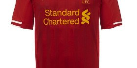 Liverpool Home Kit 2013/2014