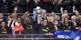 Wigan Athletic FA Cup winners 2013