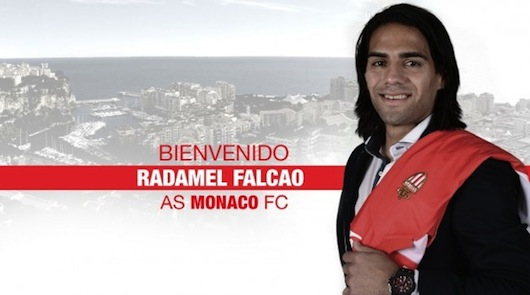 Falcao - Best Striker in the World 2013