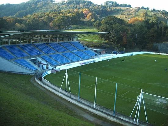 Real Sociedad Zubieta training complex