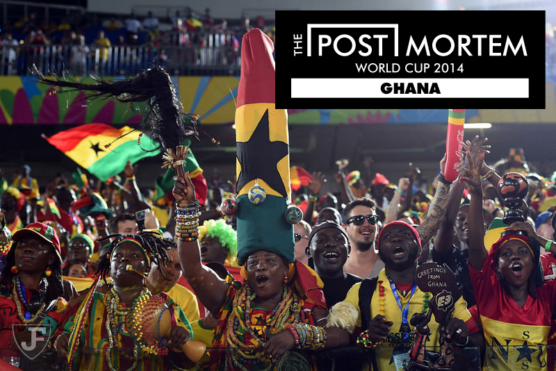 Ghana Post-Mortem World Cup