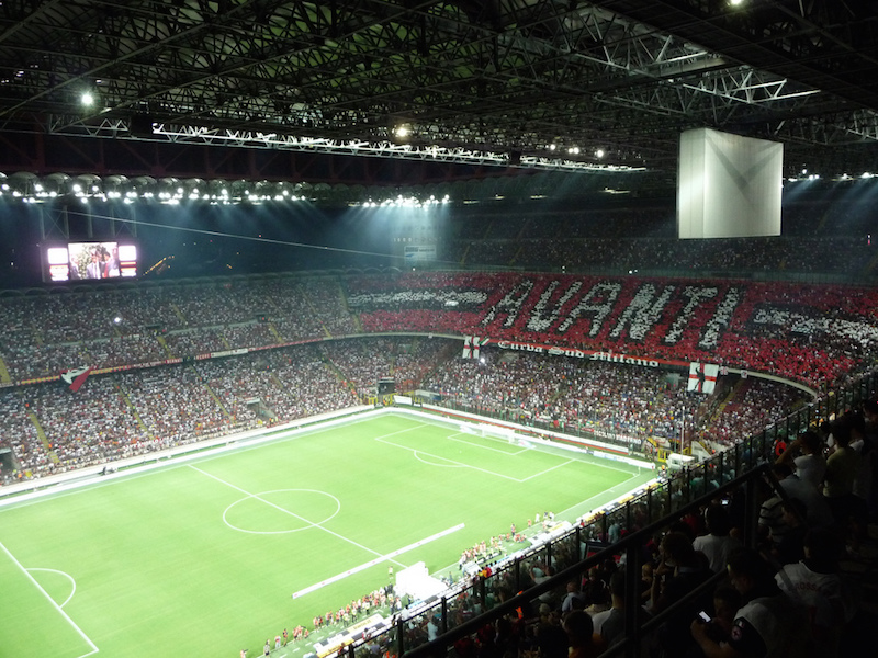 k 225 san siro milan - photo#27
