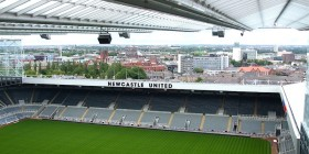 St James' Park Newcastle