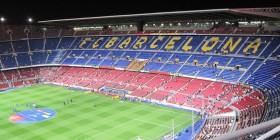 Barcelona Camp Nou