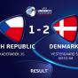 Euro U21s Czech Republic 1-2 Denmark U21s