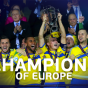 Sweden U21 Euro 2015 Champions - Team of the Tournament