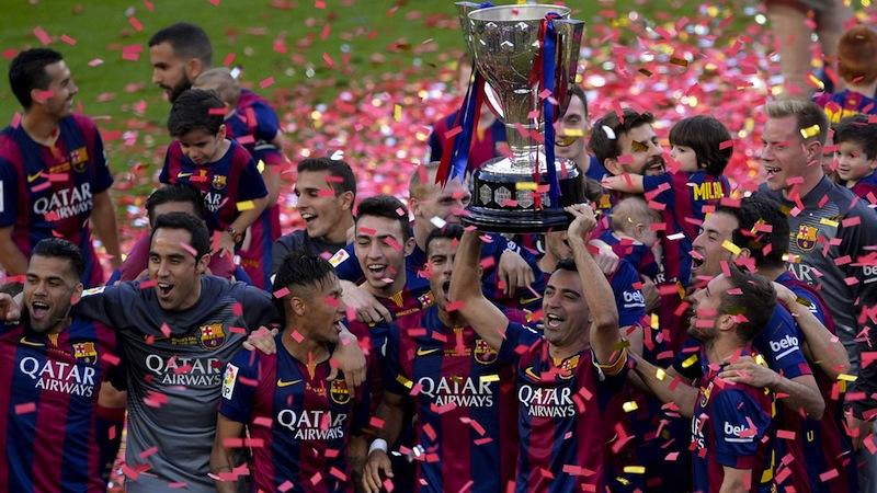 La Liga Barcelona