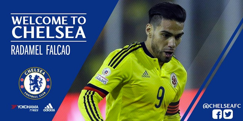 Radamel Falcao - Players with a Point to Prove in 2015/16