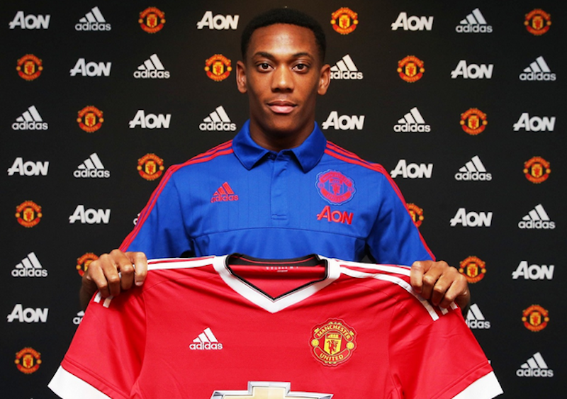 Anthony Martial To Manchester United: Why French Wonderkid