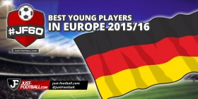 Bundesliga best young talents