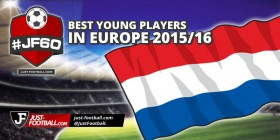 Eredivisie best young players