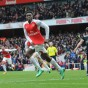 Welbeck - Arsenal v Leicester