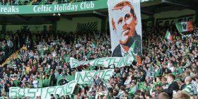 Celtic Fans Tifo