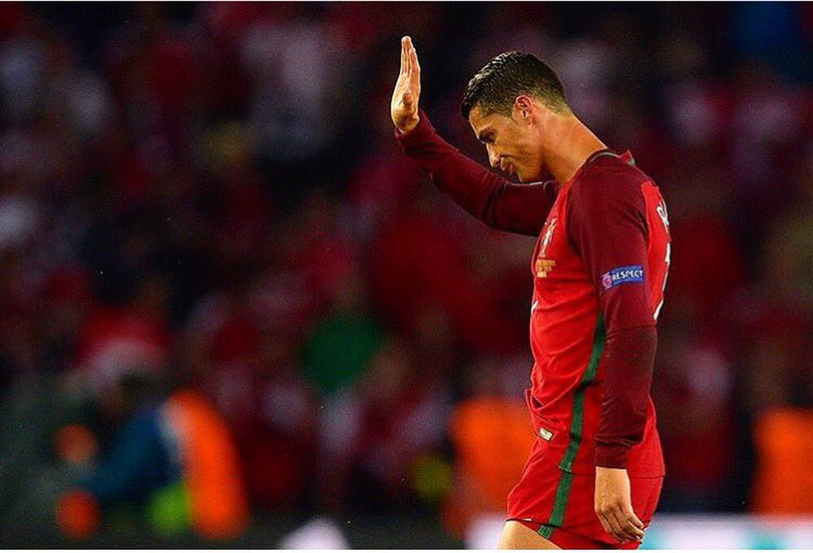 Ronaldo snubs media after Man of the Match award against Hungary