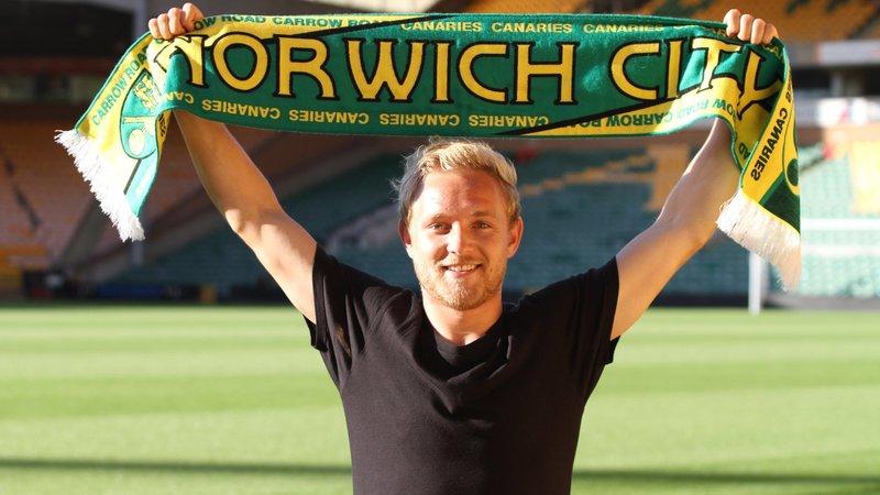 Alex Pritchard Norwich