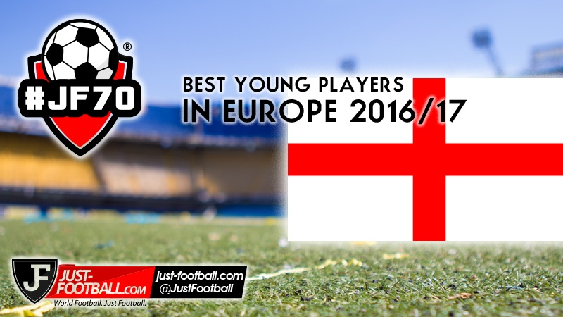 JF70 English Premier League best young players 2016/17