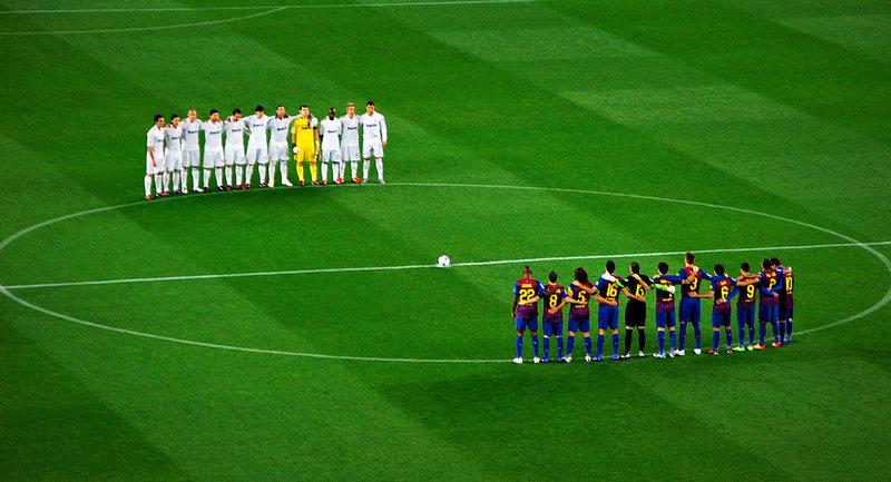 Real Madrid Vs Barcelona Matches History
