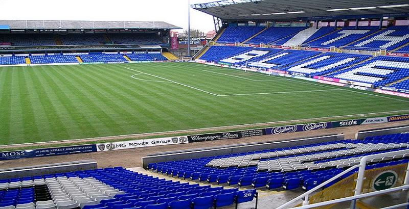 St. Andew's Stadium Birmingam City