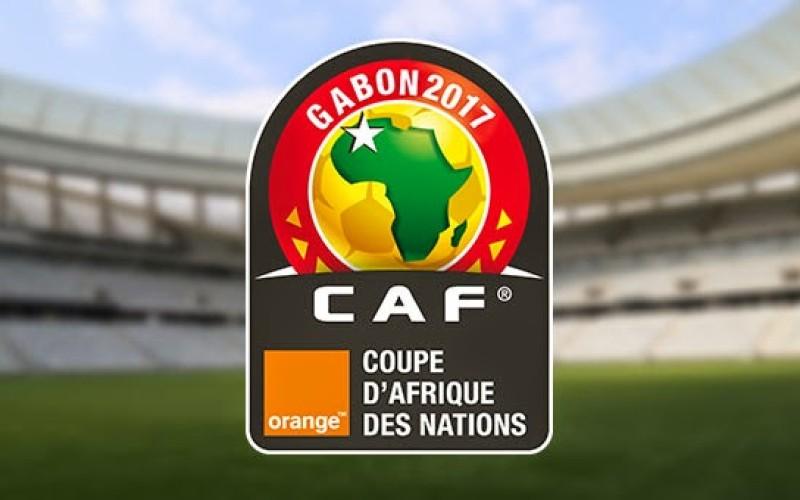 AFCON 2017 logo