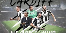 Juventus 2-1 Monaco