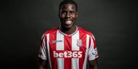 Kurt Zouma Stoke City