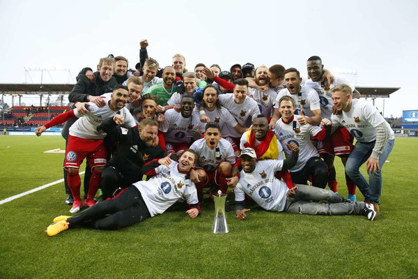 Ostersunds FK Svenska Cupen